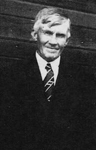 August Johansson, Svingbolsta, Östervåla