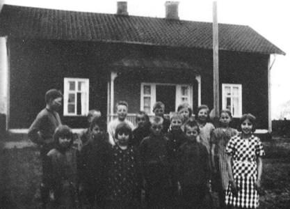 Nya Skolan 1905 i Horrskog, Östervåla