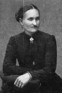 Emma Åkerlund, Mårtsbo, Östervåla