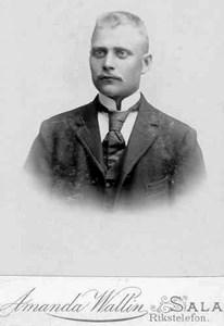 Albert Jansson, Hemmingsbo, Östervåla