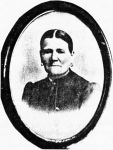 Kristina Margareta Andersson Skoglundn f. Stoltz, Berg, Östervåla