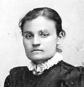 Maria Persson f. Olsdotter, Ettinga, Östervåla