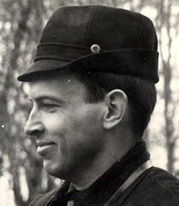 Harald Olsson, Hov, Östervåla