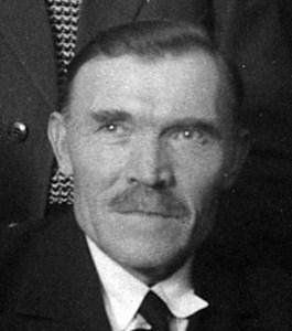 Albert Pettersson, Stärte, Östervåla