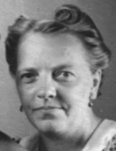 Elsa Wåhlin, Hov, Östervåla