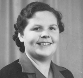 Astrid Eriksson i Svina, Östervåla