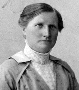 Ester Andersson, Helganbo, Östervåla