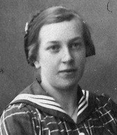 Elsa Larsson, Gästbo, Östervåla