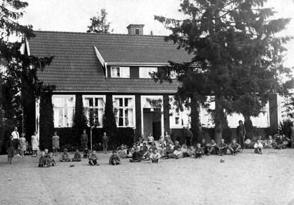 Smedsbo Skola.