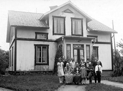 Bostadshuset, Gästbo, Östervåla