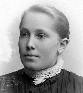 Augusta Lundström, Åby, Östervåla