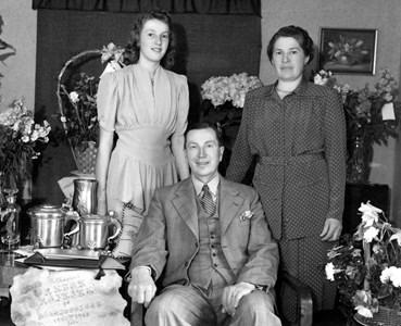 Ruben fyller 50 år 1943