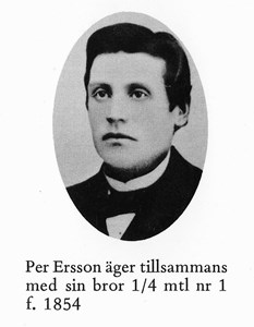 Per Ersson, Gräsbo, Östervåla