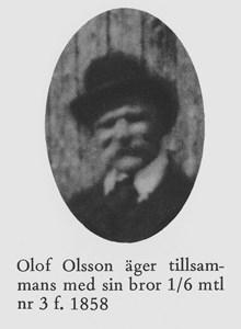 Olof Olsson, Gräsbo, Östervåla