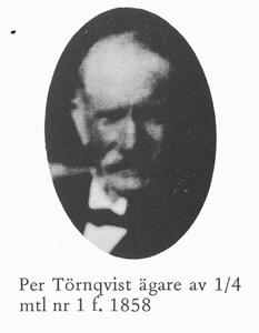 Per Törnkvist, Gräsbo, Östervåla