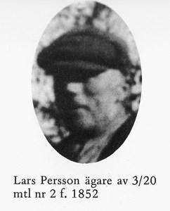 Lars Persson, Gräsbo, Östervåla