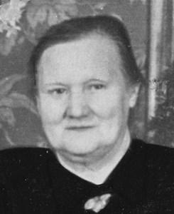Augusta Gustafsson, Horsskog, Östervåla
