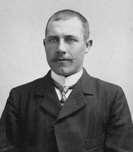 Reinhold Pettersson Ginka, Östervåla