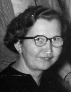 Kristina (Stina) Persson, Hov, Östervåla
