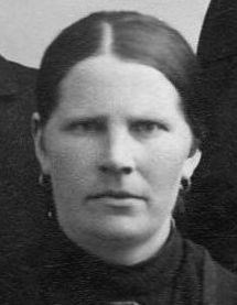 Kristina (Stina) Johansson, Sätra, Östervåla