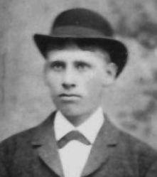 August Johansson, Gräsbo, Östervåla