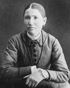 Anna Olsson, Bjurvalla, Östervåla