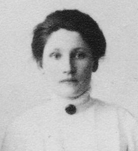 Frida Olsson, Bjurvalla, Östervåla