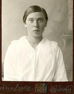 Anna Vilhelmina (Mimmi) Veterstrand, Runnebo, Östervåla