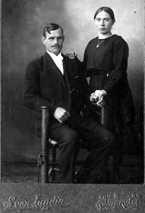 Ernst & Anna Vilhelmina, Runnebo.