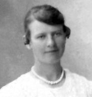 Nanny Wilhelmina Kristina Pettersson, Gräsbo, Östervåla