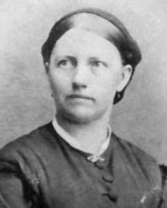 Amalia Åkerlund, Klockargården, Östervåla