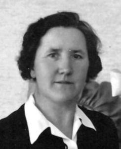 Maria (Maja) Eriksson, Österbo, Östervåla