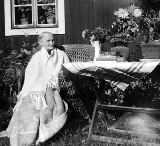 Stina Vidlund, Lövensberg, Östervåla