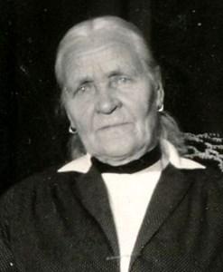 Stina Catharina Wahlgren, Hovstorp Hov, Östervåla