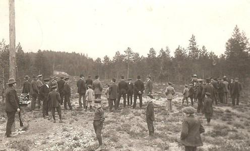Skjutbanan i Oxberg omkr 1915, bild 3.jpg