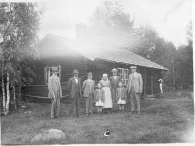 Vid Gutgard i Sjurby 1927.jpg
