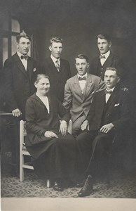 Bröderna Andersson Svartmuren