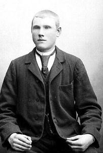 Olof Thulin från Algier