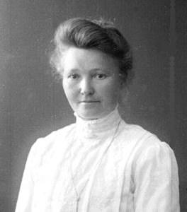 Nelly Segerström