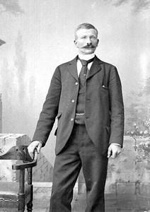Karl Ahlström, Stenhagen