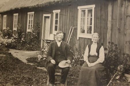 Dobra,  Jonas Tufvesson och Beata Elisabeth Jonasson