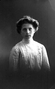 Gerda Lindell gift Eriksson