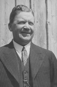 Ferdinand Ström, Smedmästare