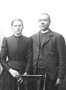 Eskilander och Matilda Persson i Bonarp