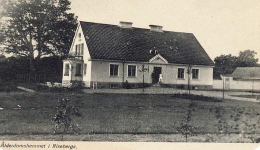 Klockargården i Riseberga