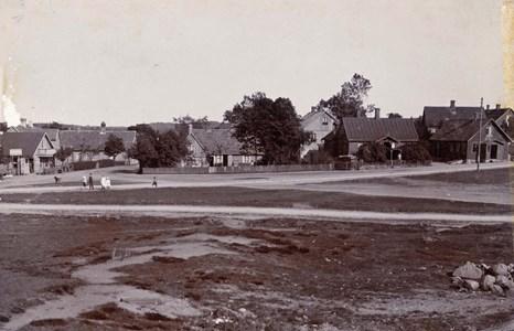 Nybro tidigt 1900-tal