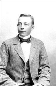 Helmer Rosengren i Äktaboden