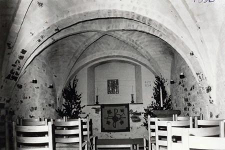Herrevadsklosters kapell, interiör