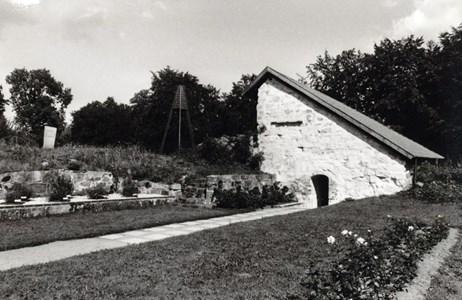 Herrevadskloster. Kapellet med klockstapeln