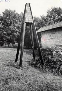 Klockstapeln vid Herrevadsklosters kapell